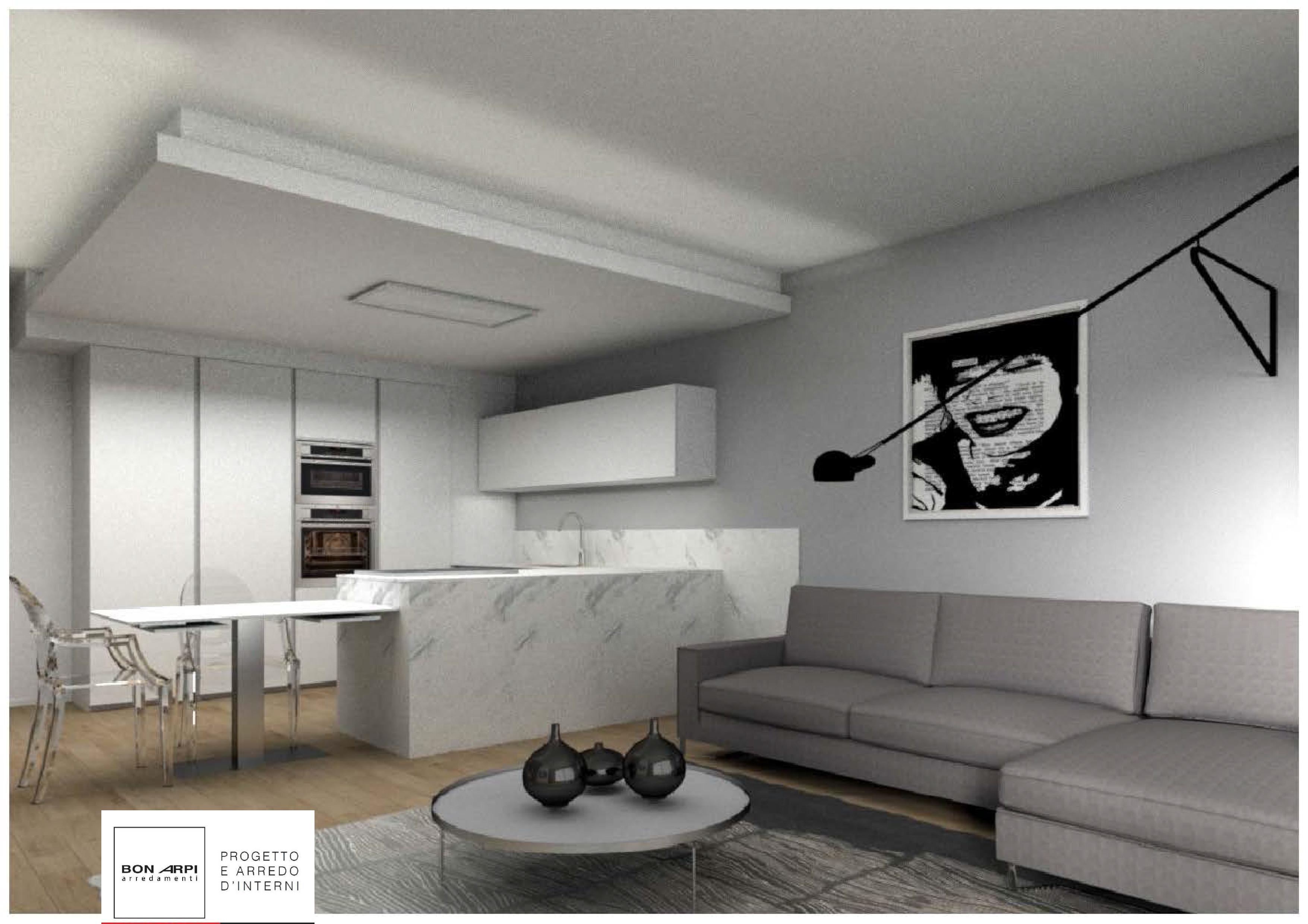 Salotto Classico E Moderno ~ Idee per il design della casa