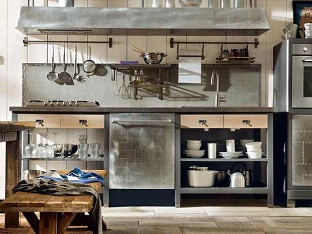 cucina stile provenza