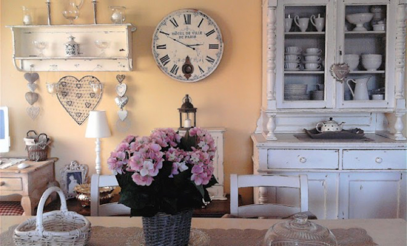 Arredamento Country Lissone.Arredamento Casa Country Chic Al Piano Di Sotto Shabby Chic