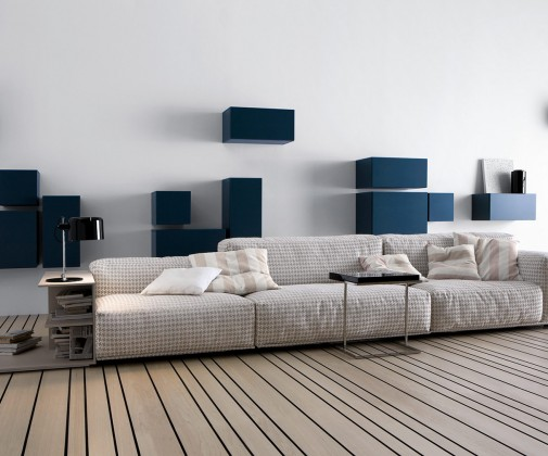 Negozio vendita salotti divani classici moderni venezia for Arredare coi tessuti