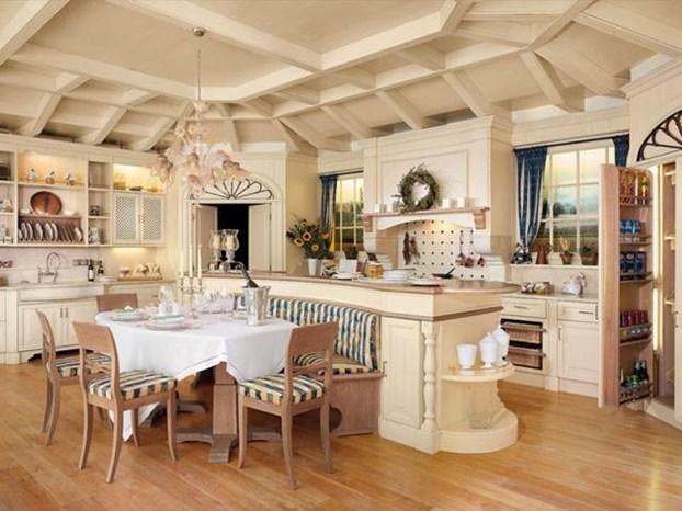 cucina classica luxury