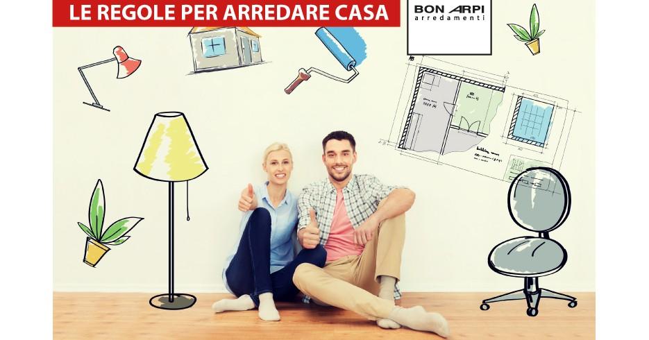 Regole consigli per arredare un appartamento for Regole per casa